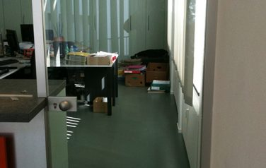 Porta Ufficio Posta a Magadino